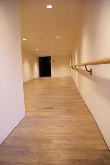 Palais Brentani, couloir