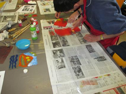 De nombreux ateliers pédagogiques sont organisés à destination de tous les publics