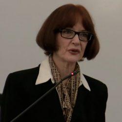 Talk by Valérie Fletcher (IHCD)