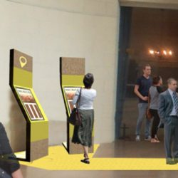 L'accessibilité visuelle au théâtre Graslin, un projet d'Adélie Pairel