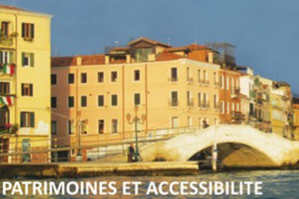 Image d'un pont figurant patrimoine et accessibilité.
