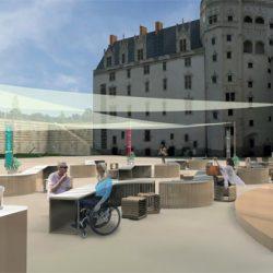 Le workshop au Château des Ducs de Bretagne 2015