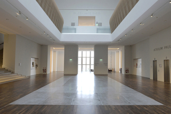 Atrium – Crédit photographique : Museum National d'Histoire Naturelle - Jean-Christophe Domenech