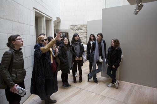 Visite du Musée d'histoire de Nantes du Château des Ducs de Bretagne.