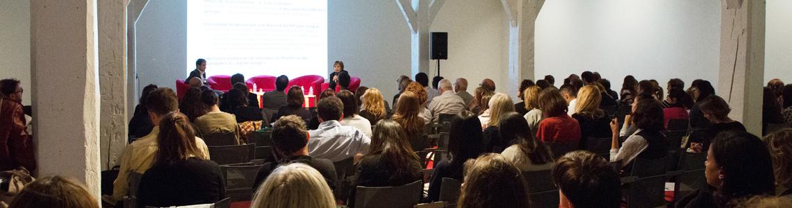 Séminaire du 9 juin 2015 - crédit photographique L'Ecole de design de Nantes