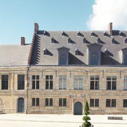 Façade du Musée de Flandre