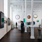 L'espace d'expositions temporaires