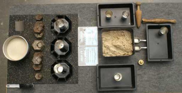 Mallette pédagogique « Grains de Bâtisseurs » - Crédit photographique : CIAP de Trévoux
