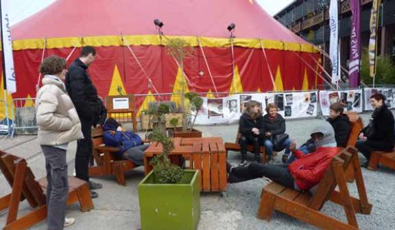 Mobiliers créés dans le cadre des ateliers