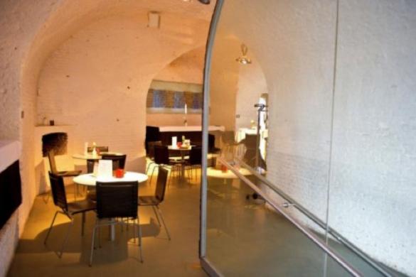 Fort Napoleon. Interior.