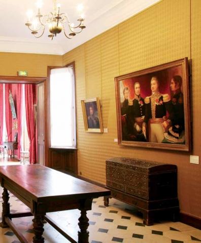 L'antichambre - Crédit photographique Estelle Jeanne Poulalion, Maison Victor Hugo