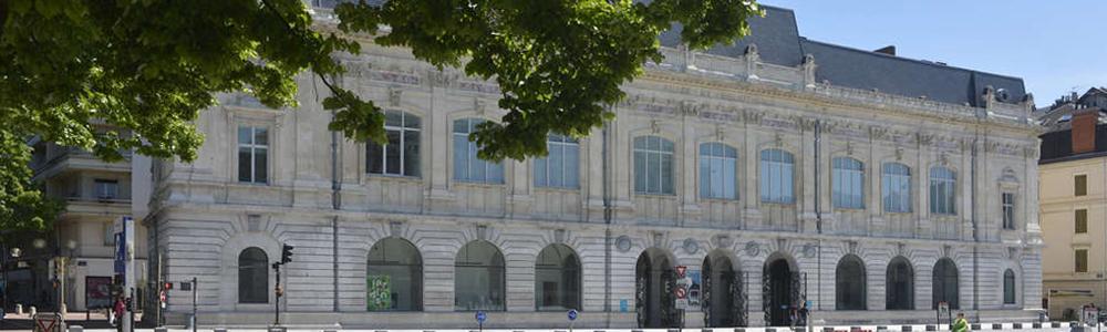 Photographie du Musée des Beaux-Arts de Chambery