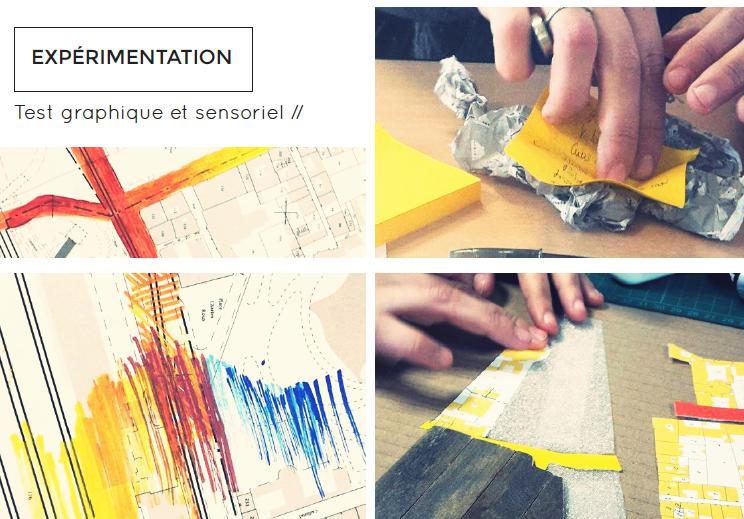 Tests des matériaux et des leurs propriétés sensibles