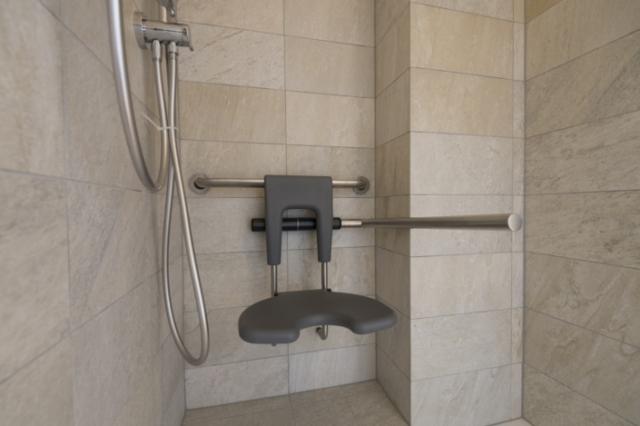 12. Bathroom. Upper floor