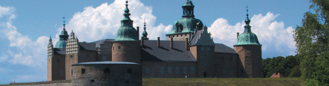 The Kalmar Castle. Photo: Oktod AB