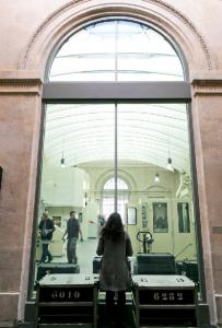 Une vue ouverte sur les ateliers. Crédit : Younh-Ah KIM / Monnaie de Paris
