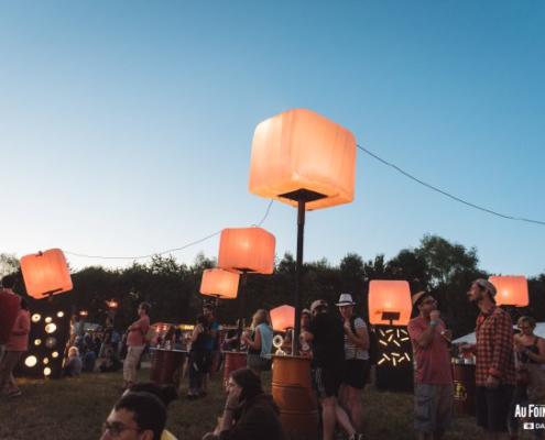Festival au foin de la rue