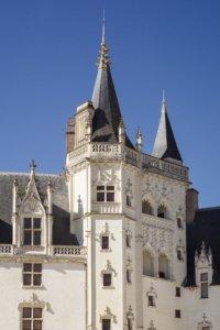 Château des ducs de Bretagne. Nantes. Philippe Piron LVAN