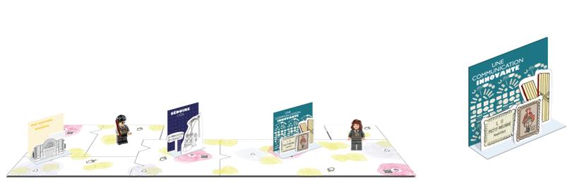 La Sensory Map. Marion Dalibert, Aurélien Jubault, Simon Paugam.